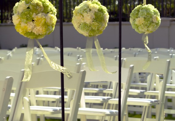 Floral Globes